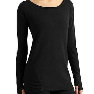 Athleta Merino Nopa Sweater in Black